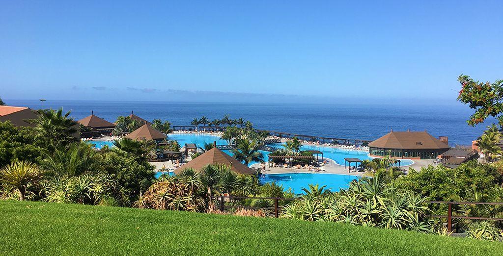 Bienvenue à l'hôtel O Club La Palma Princess - Hôtel O club la palma princess 4* Santa Cruz De La Palma