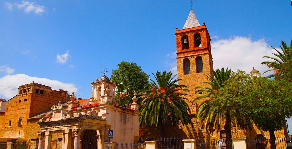 Flânez dans ses plus belles villes... Mérida, capitale de l'État