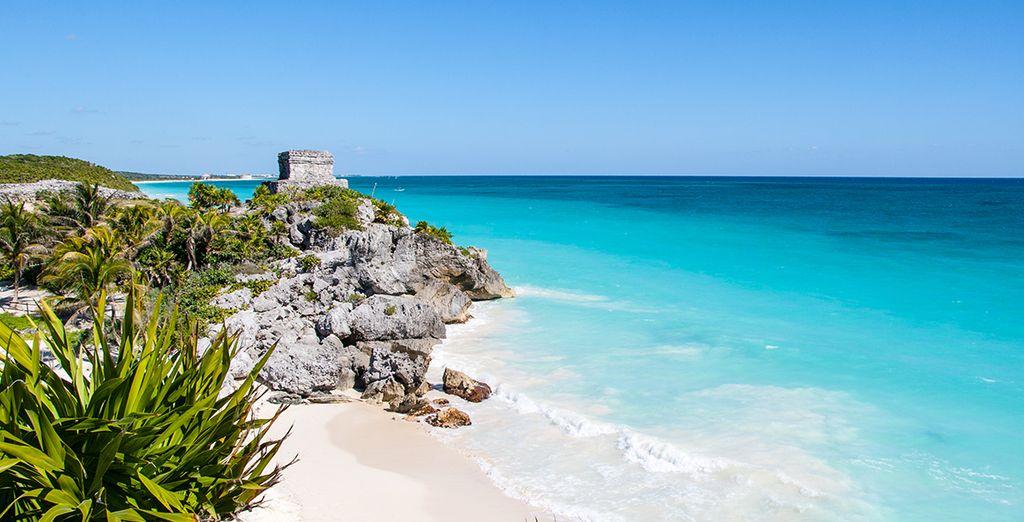 Le Yucatan regorge de splendeurs