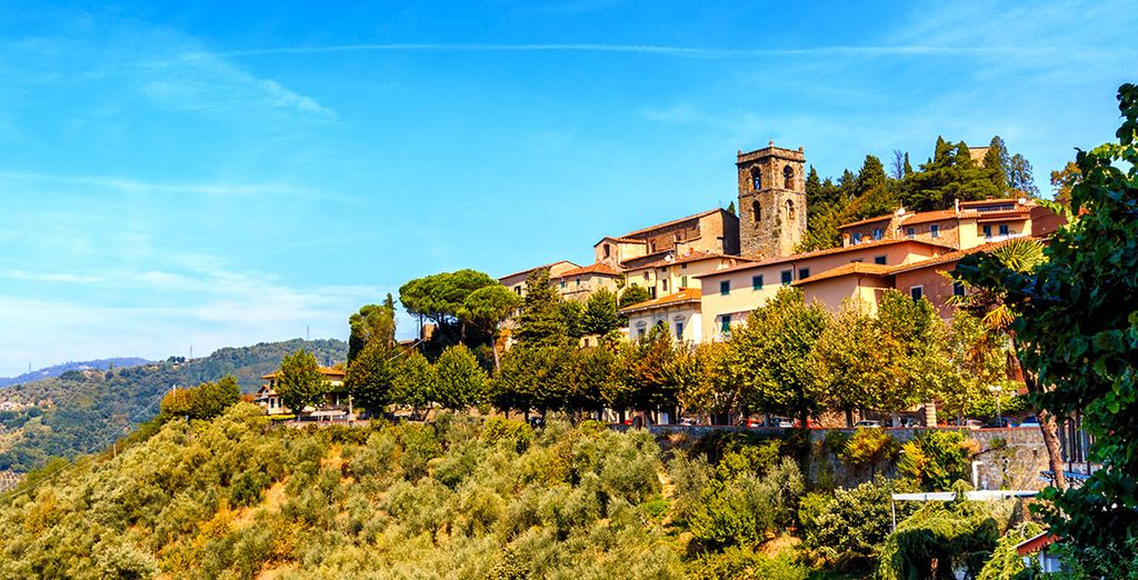 Bon séjour en Toscane !