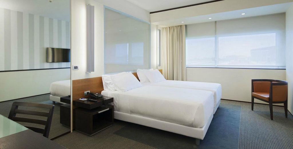 Vous séjournerez dans une chambre Standard New Style