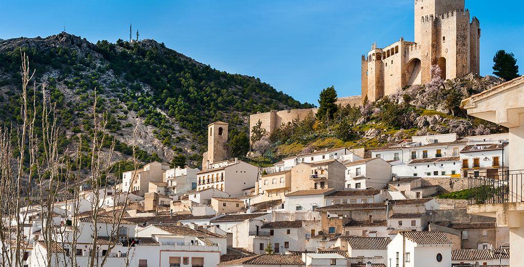 Vous serez séduit par les richesses culturelles de la province d'Almeria