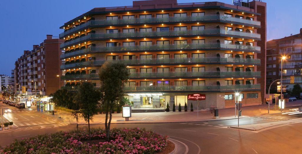 Où vous séjournerez à l'hôtel Fenals Garden !
