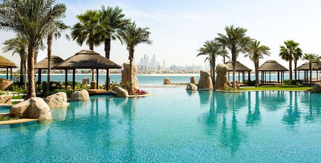 Plongez entre rêve et réalité... - Sofitel The Palm Dubai 5* Dubai