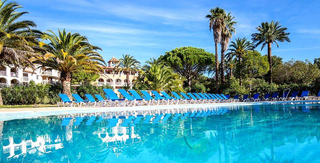 Venez profiter des doux rayons de soleil... dans le Sud de la France ... - Hôtel Du Soleil Saint-Tropez / Port Grimaud Saint Tropez
