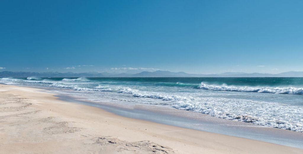 Profitez de votre séjour pour découvrir les plus belles plages de la région