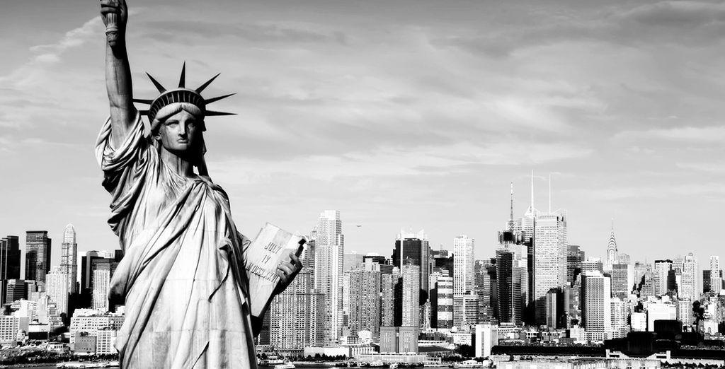 Bienvenue à New-York