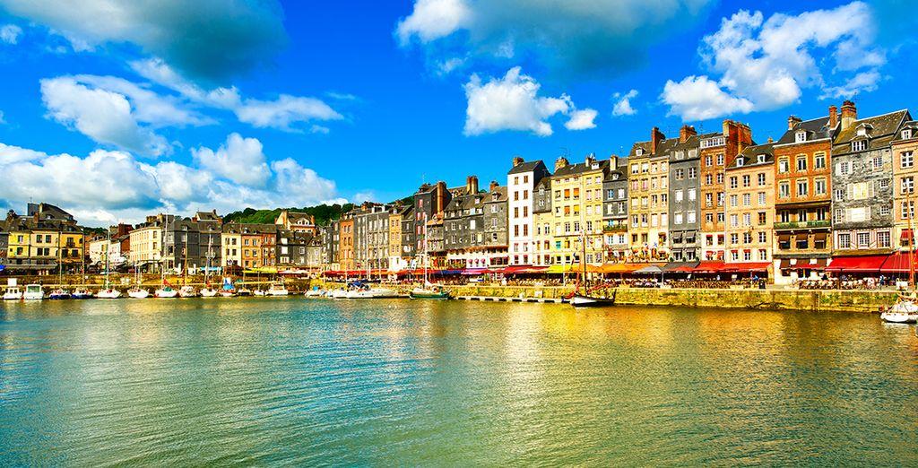 Bon séjour en Normandie !