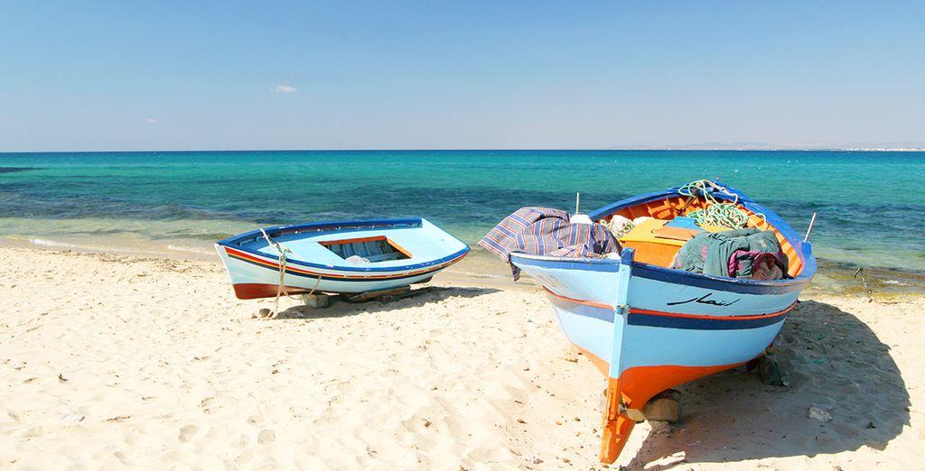 Bon séjour en Tunisie !