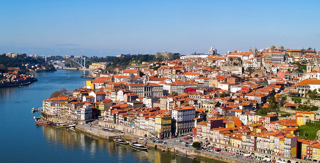 Suivez-nous sur les bords du Douro !