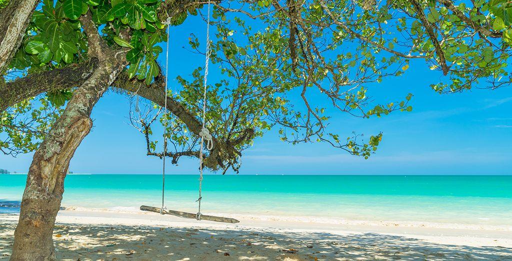 Offrez-vous des instants de pur bonheur en Thailande !