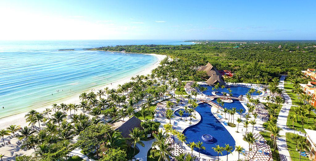 Bienvenue au Barcelo Maya Beach Resort !