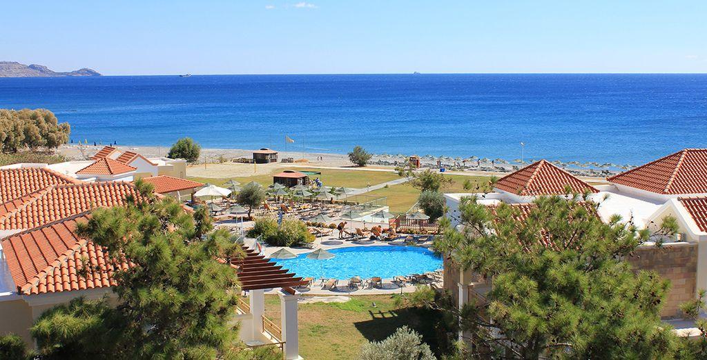 Bienvenue à l'hôtel Kappa Club Lindos Imperial Resort & Spa