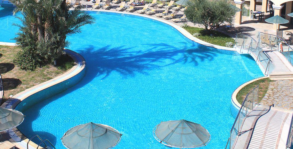 Des jolies piscines