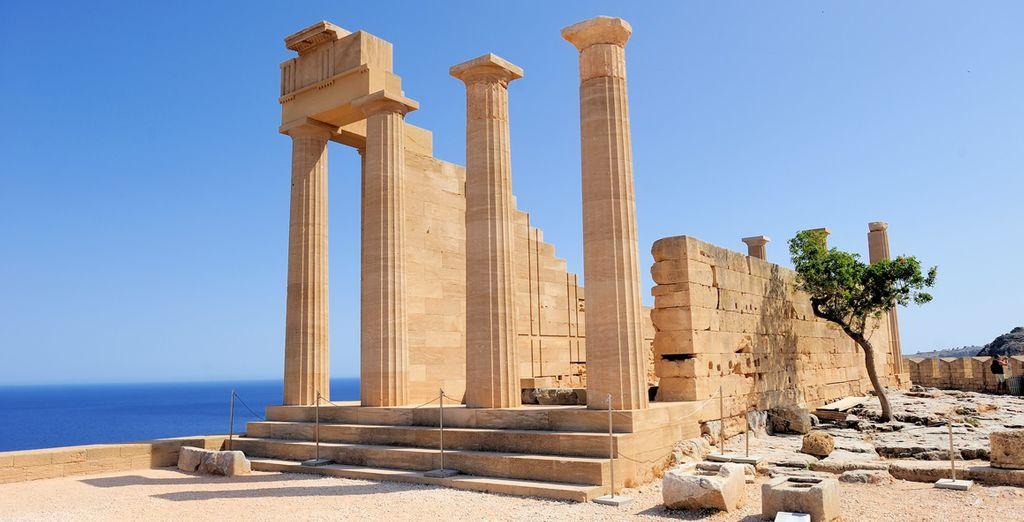 Découvrez les trésors de Rhodes