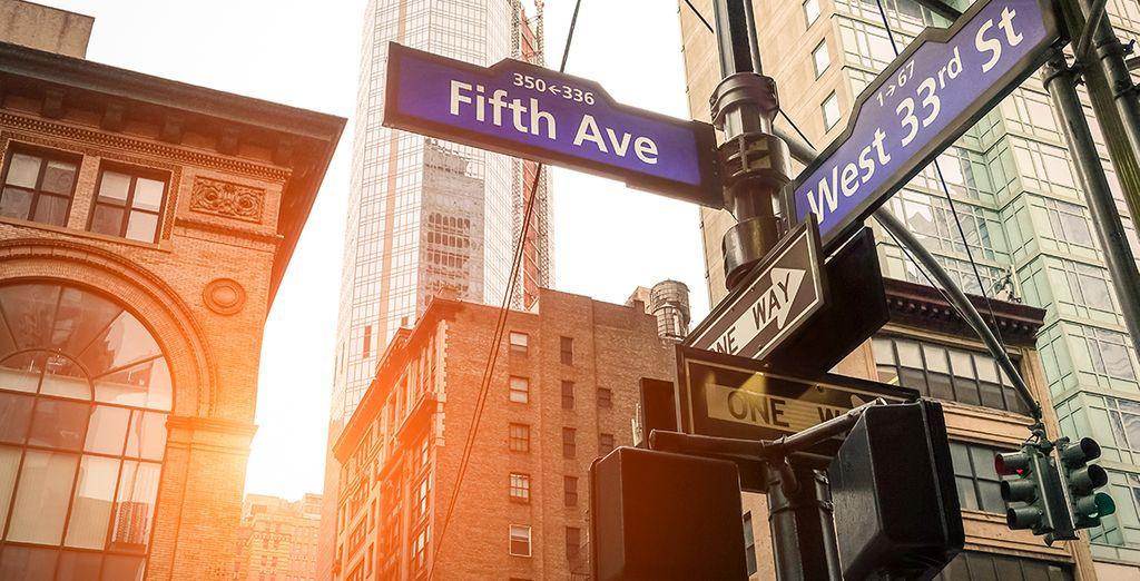 Pour un séjour magique à New York !