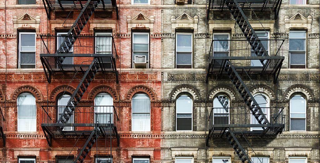 Pour contempler son style architectural hétéroclite