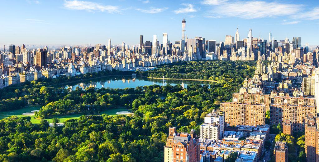 Respirez à Central Park...