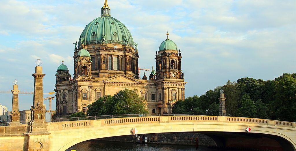 Votre escapade berlinoise s'annonce pleine de découvertes...