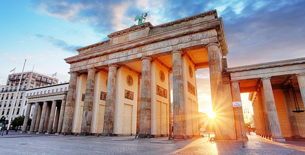 Vous passerez un excellent séjour en terres berlinoises !