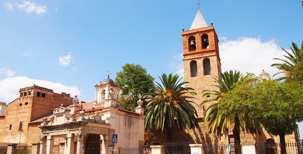 Vous découvrirez la charmante ville coloniale de Mérida