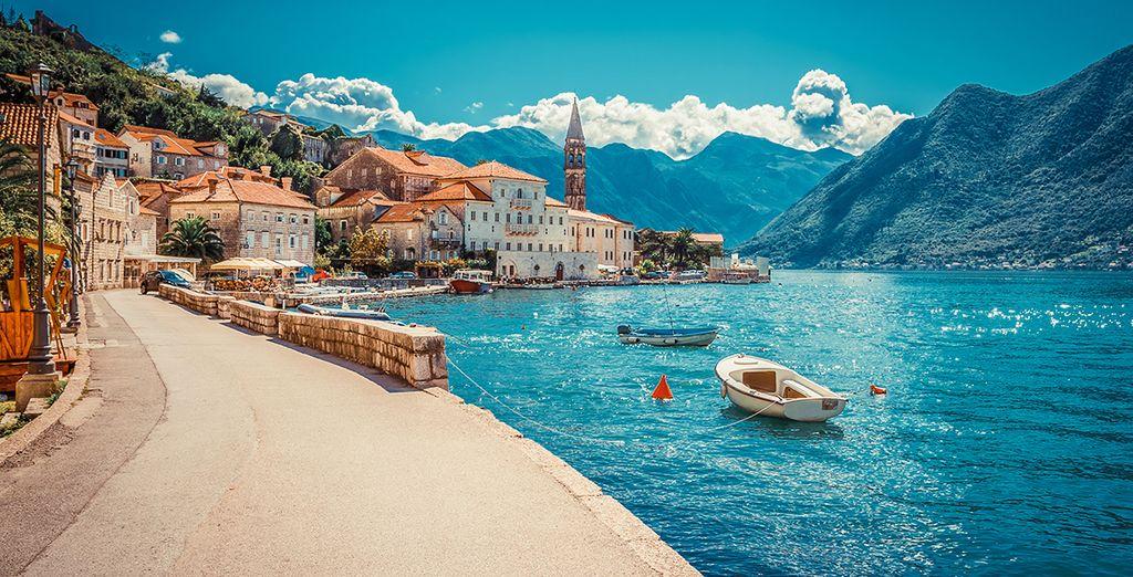 Venez explorer un pays méconnu, mais aux nombreux trésors... Direction Bijela au Montenegro !