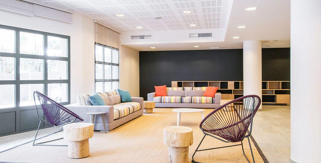 Découvrez une résidence cosy et lumineuse