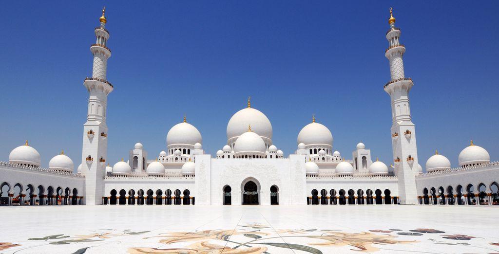 Tels que la Grande Mosquée