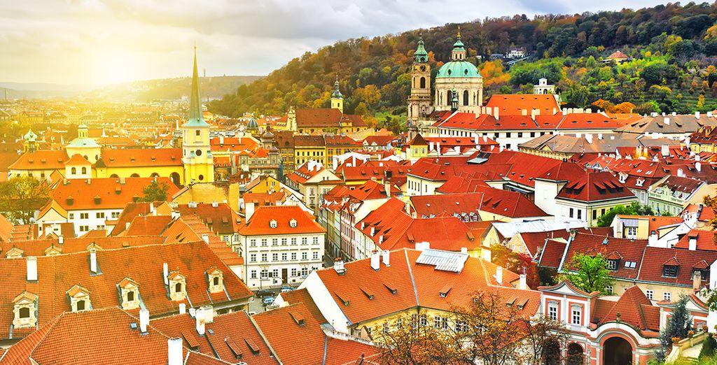 Prague avec Voyage Privé