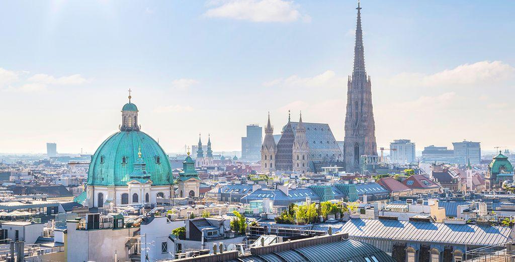 L'Autriche avec Voyage Prive