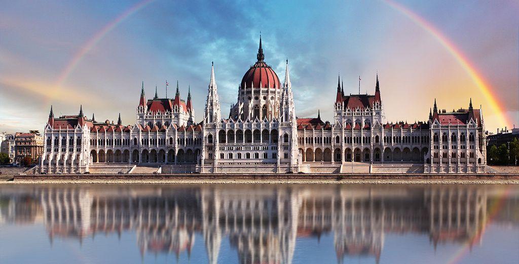 Direction Budapest !