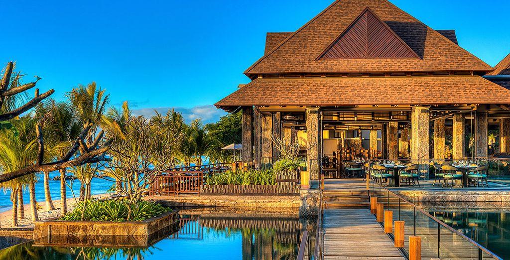 L'endroit idéal pour des vacances idylliques