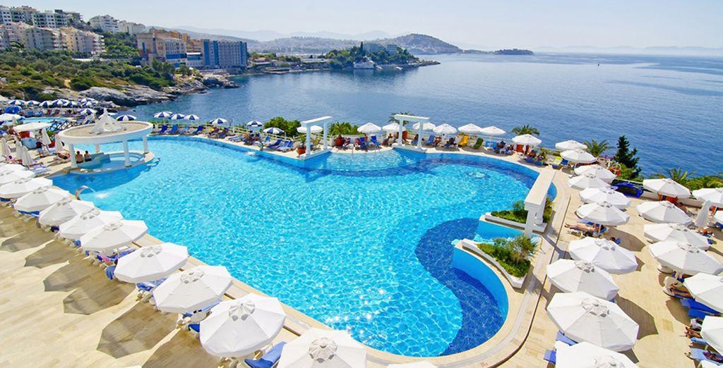 Installez-vous dans la région Egéenne, face à la mer...