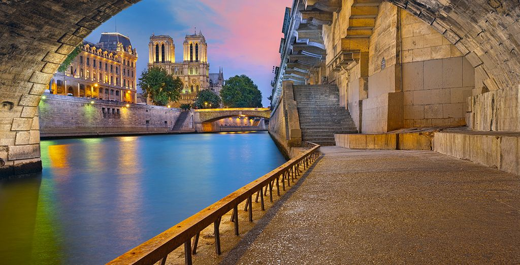 Et revenez enchanté par votre séjour à Paris !
