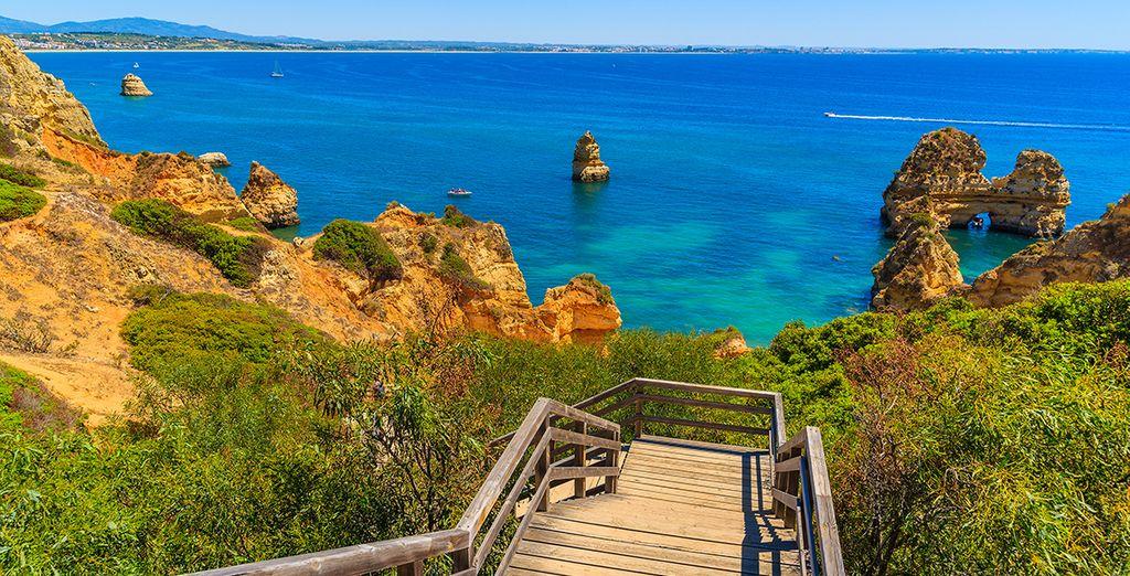 Découvrez l'Algarve, une région magnifique...