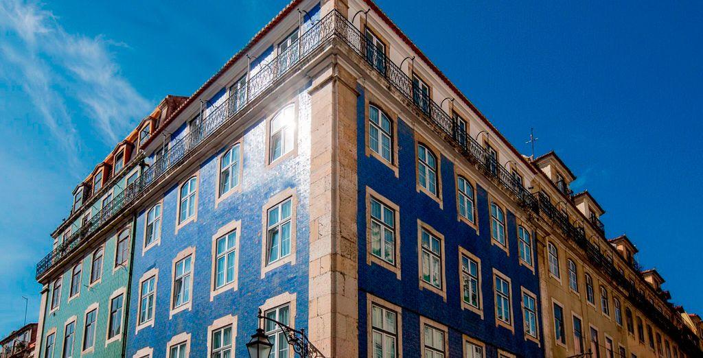 Posez vos valises à l'hôtel The 8 - Downtown Suites