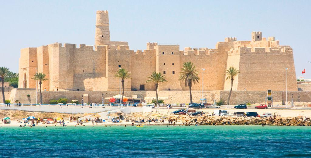 Et de partir découvrir Sousse, à quelques kilomètres de là...
