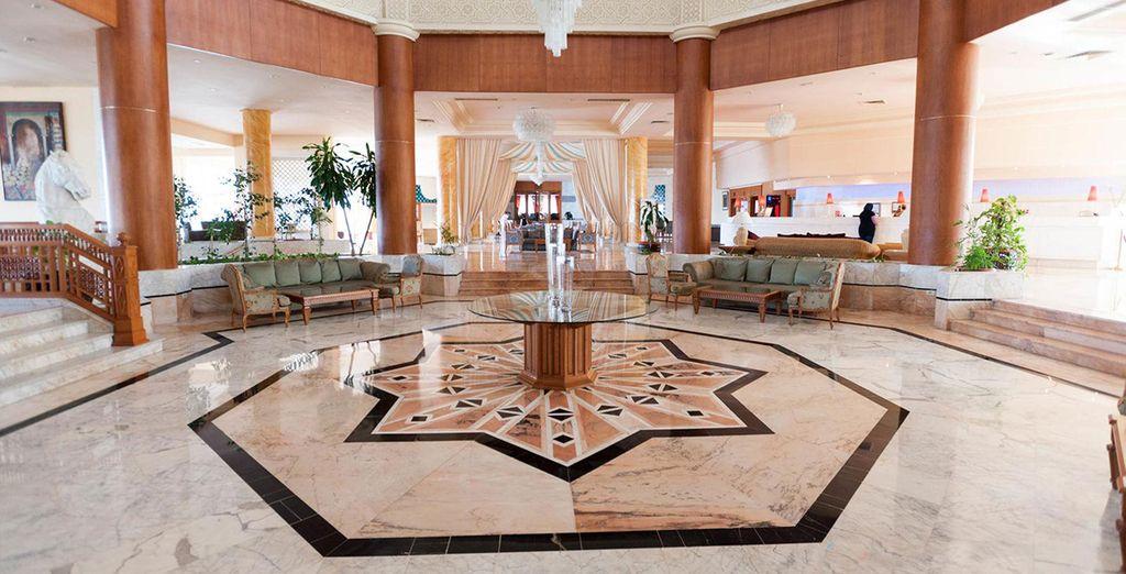 Votre hôtel chic et raffiné vous offrira tout le confort dont vous avez besoin