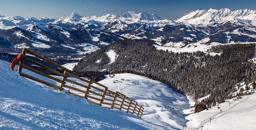Et son domaine skiable
