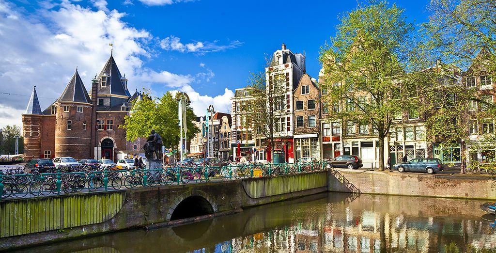 Préparez-vous à tomber sous le charme d'Amsterdam