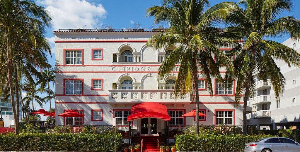 Et installez-vous à la Casa Faena Miami Beach 4*