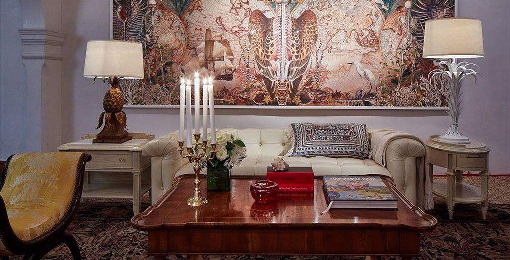 Ce boutique-hôtel intimiste à la décoration espagnole