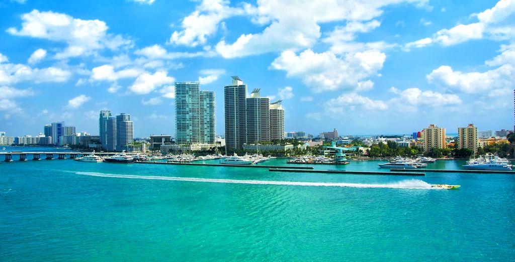 A Downtown Miami...