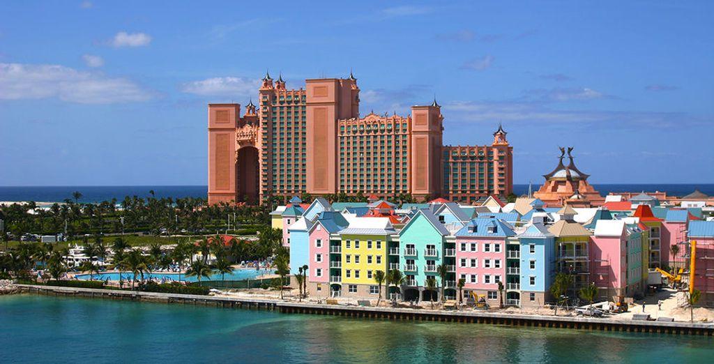 Et leur capitale, Nassau
