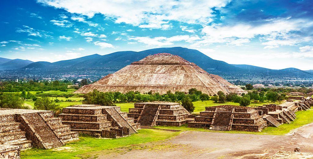Découvrez les incontournables du Mexique avec Voyage Privé
