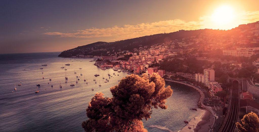 Excellent séjour sur la Côte d'Azur