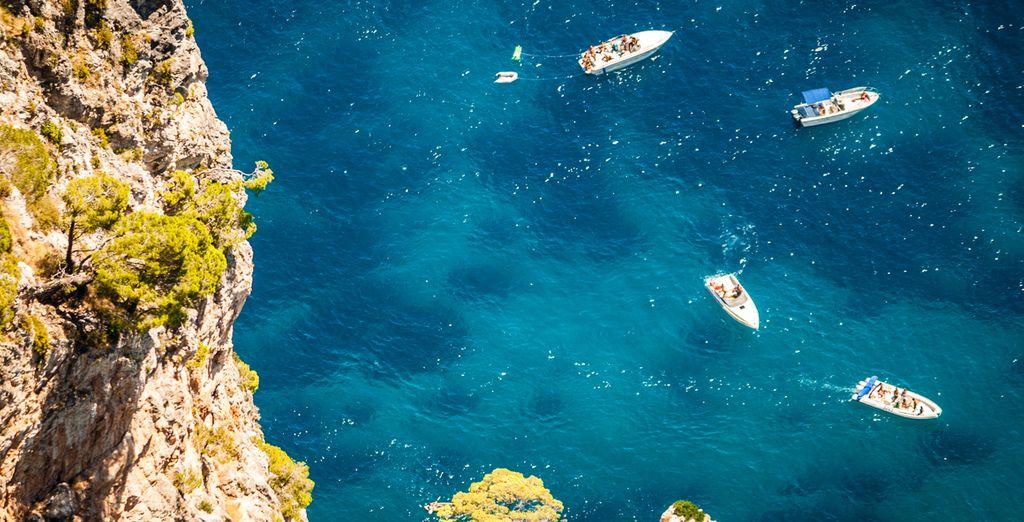 Les beautés des Îles...