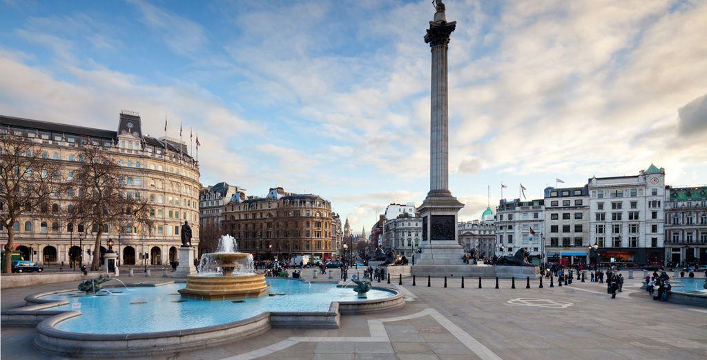 Et ses plus célèbres monuments