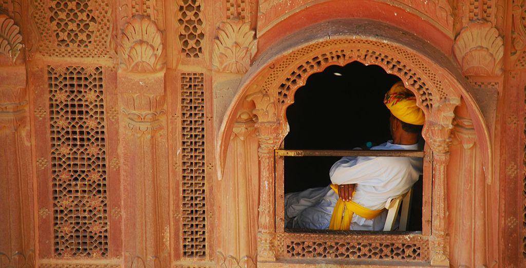 Au royaume des seigneurs Rajput...