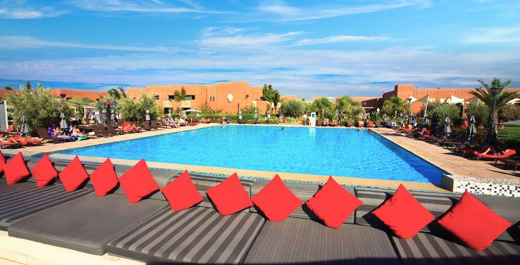 Bienvenue chez vous... à Marrakech !